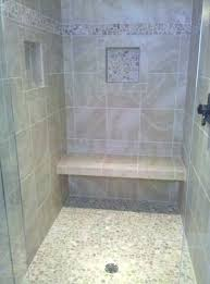 shower stalls with seat seats built in stall pictures home depot usa