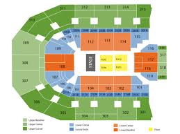 John Paul Jones Arena Seating Chart And Tickets