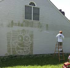 exterior house washing. Modren Exterior Power Washing House With Ladder And Goofy Drawing Throughout Exterior House Washing I