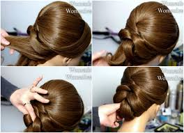 Bridal Juda Hairstyle Step By Step Step By Hairstyles For Long