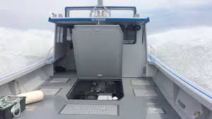 trim tabs down on a provincial 45 provincial boat