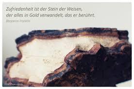 Zufriedenheit Ist Der Stein Der Weisen Der Alles In Gold Verwandelt
