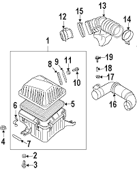 parts com® kia sorento engine appearance cover oem parts diagrams 2004 kia sorento lx v6 3 5 liter gas engine appearance cover