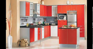 modular kitchen design small india