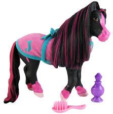 Pony Gals Jasmine Color Surprise Bath Toy