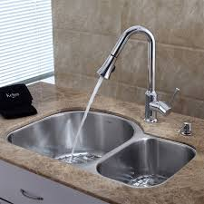 How To Install A Stainless Steel Kitchen Sink And Fireclay Kitchen How To Install Undermount Kitchen Sink