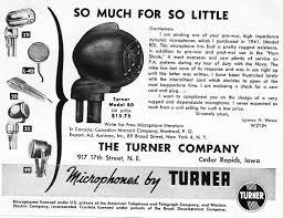turner microphones preservation sound  at Wiring Diagram For Turner M 38 Hand Mike