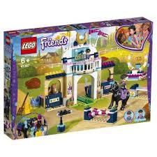 Купить конструктор <b>lego friends</b> 41367 <b>соревнования по</b> конкуру в ...