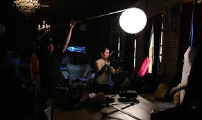 add beautiful light to your scenes with a china ball china ball on a boom