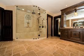 Tuscan Style Master Bathroom traditional-bathroom