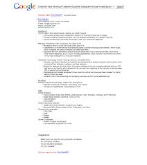 How To Do A Resume Paper For A Job 15 Creative Cvs That Stand Out From