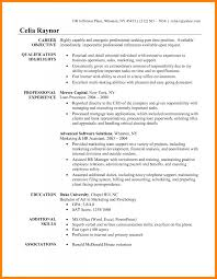 Yahoo Ceo Resume Good Objective Statements For Resume 100 Best Statement Sample Hr 76