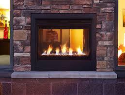 Twilight Modern Gas Fireplace