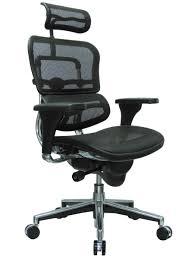 Eurotech ME7ERG Ergohuman High Back Ergonomic Mesh Chair