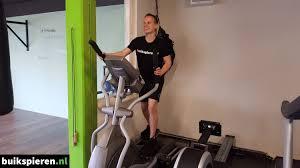 Fitness informatie, verstandig trainen