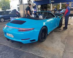 Unique within the carrera family, the 911 carrera gts combines the 44 millimeter wider carrera 4 body of the awd models, including a wider rear. Miami Blue Porsche 991 2 Carrera 4 Gts Cabriolet Spotted In Cape Town By Deelanlala Exoticspotsa Zero2turbo Southafrica Por Porsche Cabriolets Porsche 991