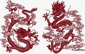 Dragon Pattern Beauteous With A Dragon Pattern Pattern Vector Dragon Vector Pattern Vector