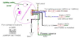 tachometer wiring diagrams wiring diagram and schematic design co tachometer wiring diagram diagrams collection