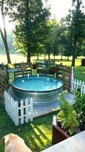 galvanized water trough bathtub bathtubs outstanding pictures how to make a round for