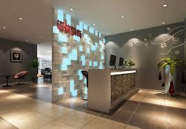 modern reception room 3d model max 1