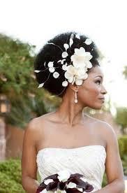 Coiffure Mariage Cheveux Court Afro Cheveux