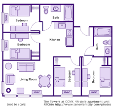 Apartment Room Blueprint Bedroom Blueprint