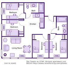 Apartment Room Blueprint Bedroom Blueprint