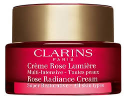 <b>Крем Clarins</b> Rose Radiance <b>Cream Multi</b>-<b>Intensive</b> дневной ...
