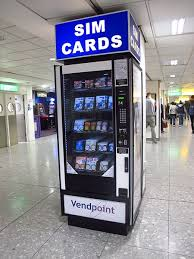 Japan Sim Card Vending Machine Inspiration Vending Machines Set To Take Over The World