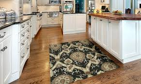 kaleen rug rugs kitchen transitional with area beige black casual fl posh collection
