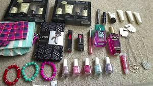 thrift haul free beauty sles freebies 44 you