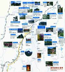 guilin map travel map of guilin tourist map of the vicinities