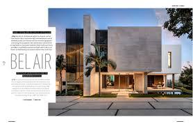 Be Design Los Angeles Stradella Los Angeles In Chic Gardens Saota Architecture