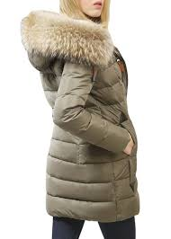 Cheap Hooded Coat With Fur Trim, find Hooded Coat With Fur Trim ... & ... Rdlee Women's Luxury Fur Trim Hooded Quilted Winter Down Coat Jacket  Parka Green-M Adamdwight.com