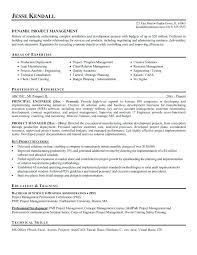 Free Resume Design Templates With Project Manager Resume Sample Free ...