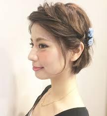 長さ別卒業式のヘアスタイル袴に似合うヘアアレンジ9選hair