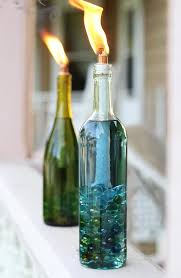 How To Decorate A Bottle Of Wine 100 Creative Ways To Reuse Empty Wine Bottles HuffPost 85