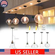 modern glass pendant light ceiling