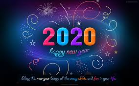 60 Beautiful 2020 New Year Wallpapers For Your Desktop