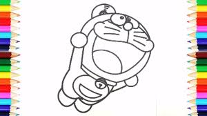Coloring Pages Doraemon Coloring Book Finding Nemo Drawing And