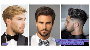 37 Trending Mens Short Haircuts Ideas To Copy Now 2019 Looksglamcom