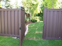 brown vinyl fencing. Perfect Fencing Brown Vinyl Fence  Trex Fencing Cost Ma Composite   For Brown Vinyl F