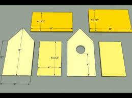 Birdhouse Patterns New 48 Bird House Plans Simple DIY Bird House Plans YouTube