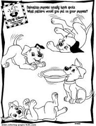 101 dalmations coloring page disney coloring pages color disney sheet
