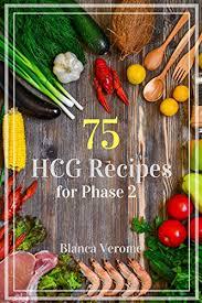 Hcg Diet Calorie Chart 75 Hcg Diet Recipes For Phase 2