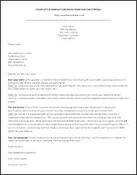Cv Covering Letter Template Ideas Of It Cover Letter Sample Perfect