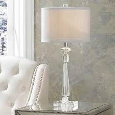 Attractive Crystal. Table Lamps