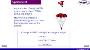5 a parachutist