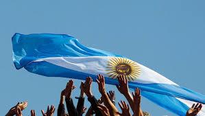 Resultado de imagen para bandera argentina