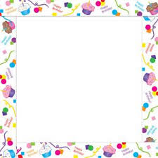 Small Picture birthday cake Page Borders frames free Bing images Greeting